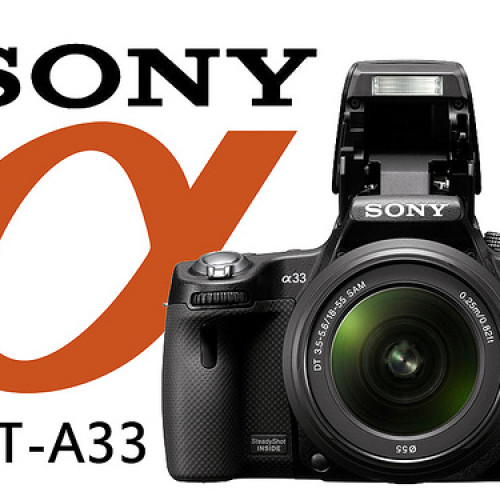 Sony SLT A33 – Análisis Digitalrev4U