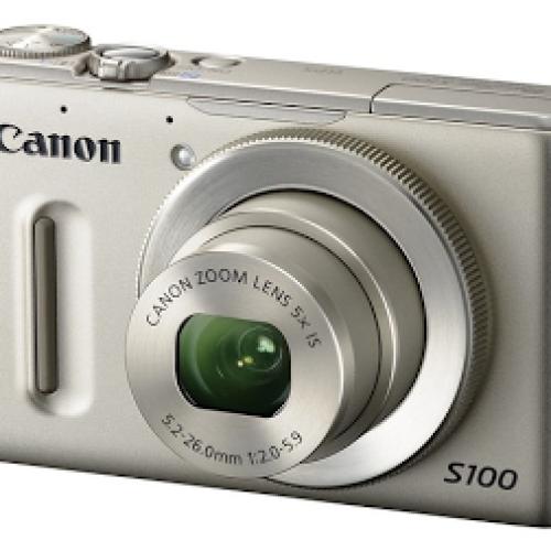 Canon Powershot S100 – Novedad Digitalrev4U