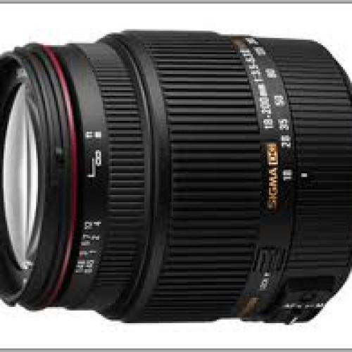 Nuevo Sigma 18-200mm f/3.5-6.3 II DC OS HSM – Novedad Digitalrev4U