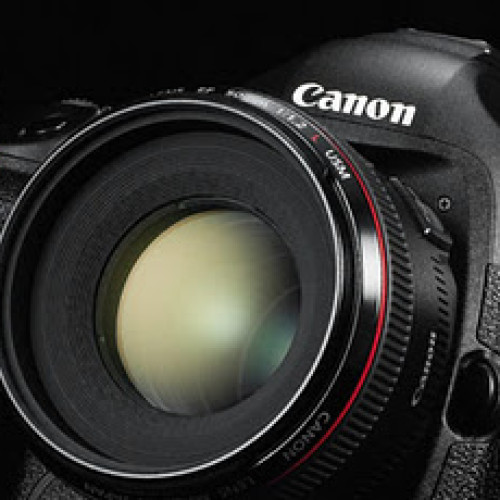 Canon EOS 1D Mark V