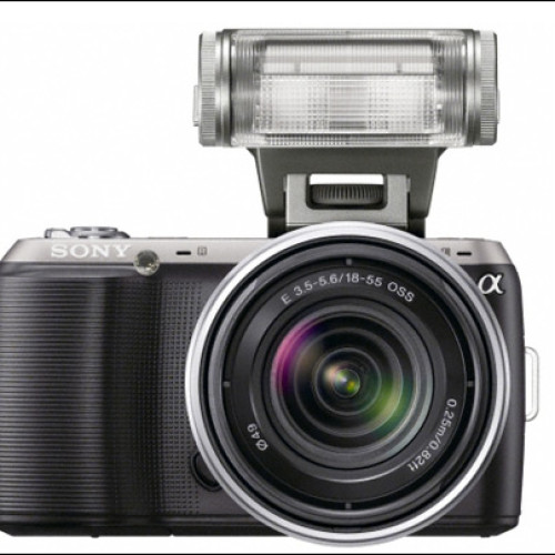 Cámara Sony NEX-C3 Unboxing – Digitalrev4U
