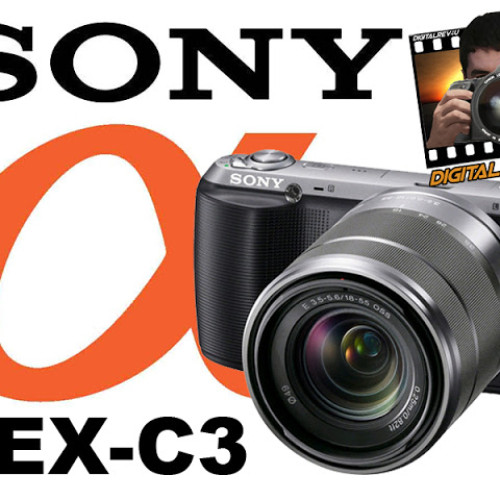 Sony NEX-C3 – Review Digitalrev4U