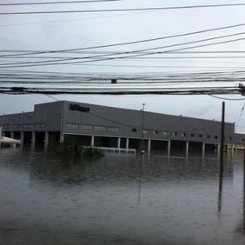 Fabricas de Nikon Inundadas – Noticia Digitalrev4U