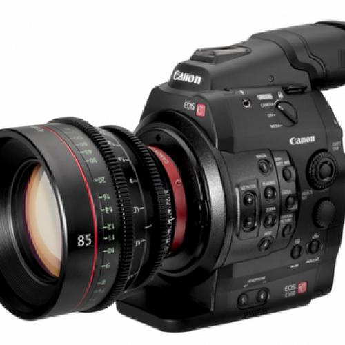 Canon EOS C300 – Novedad Digitalrev4U