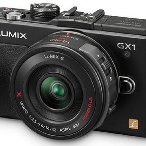 Panasonic GX1 – Novedad Digitalrev4U