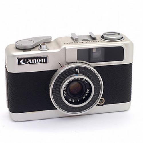 Canon Mirrorles – Entrevista con responsable de Canon