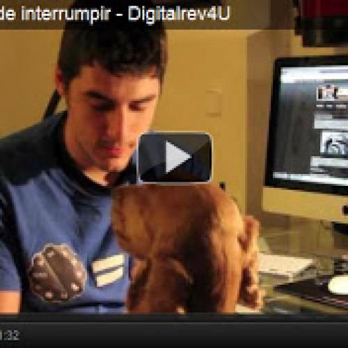 Hugo y el arte de interrumpir en los vídeos