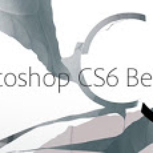 Photoshop CS6 Beta ya disponible