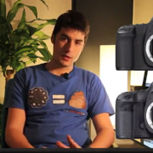 Canon EOS 5D Mark III vs. Canon EOS 5D Mark II