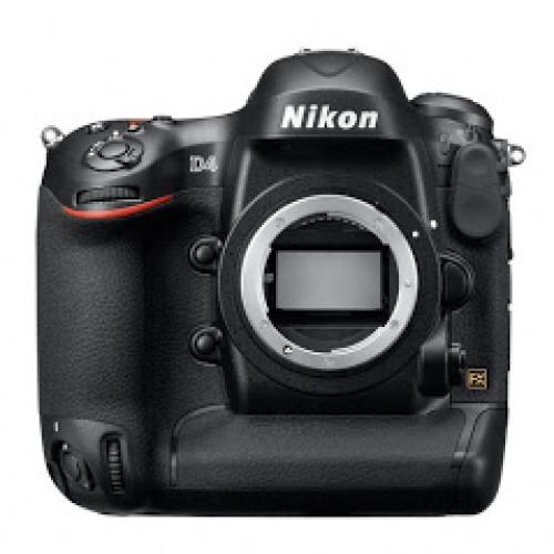 Nikon D4 Unboxing