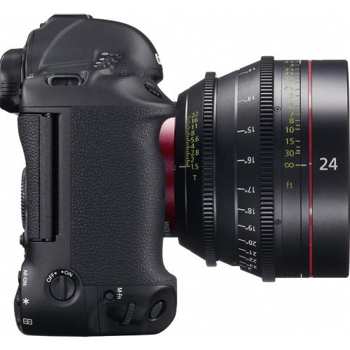 Canon EOS 1D C y la resolución 4K