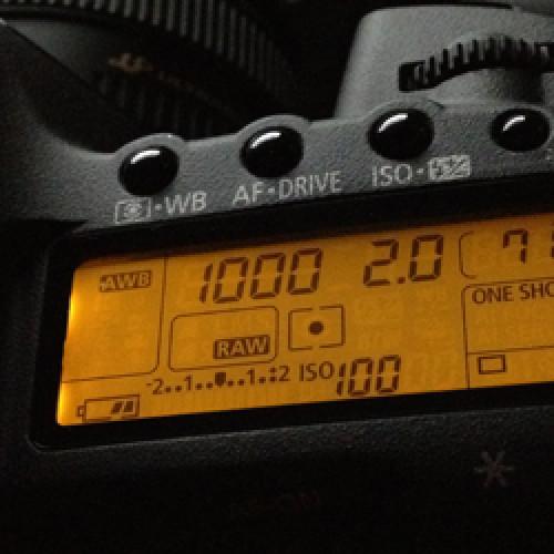 Resolución problema de LCD Canon EOS 5D Mark III