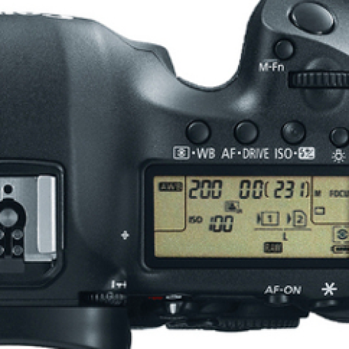 Fallo del LCD en la Canon 5D Mark III