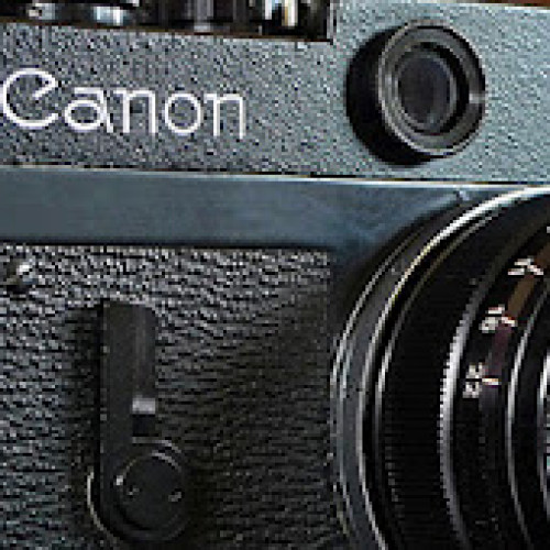 Camara Canon Mirrorless – Preview