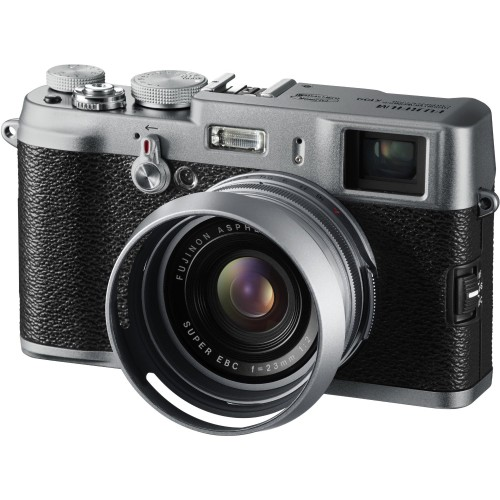 Fujifilm X100 – Review Digitalrev4U