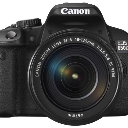 Os presento la Canon EOS 650D