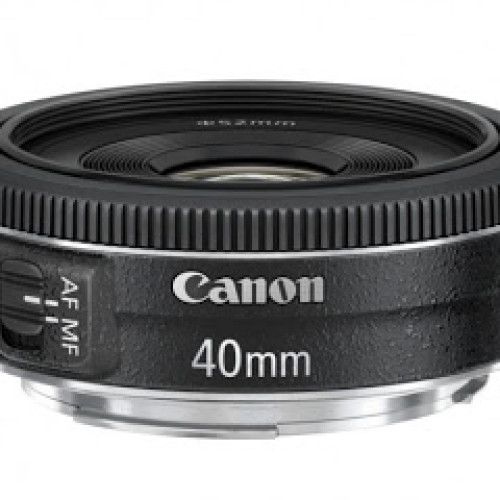 Canon 40 f/2.8 STM y 18-135 f/3,5-5,6 IS STM