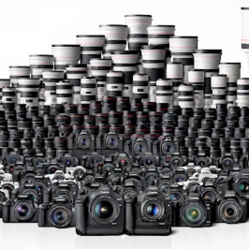 Presentaciones de Canon para 2012