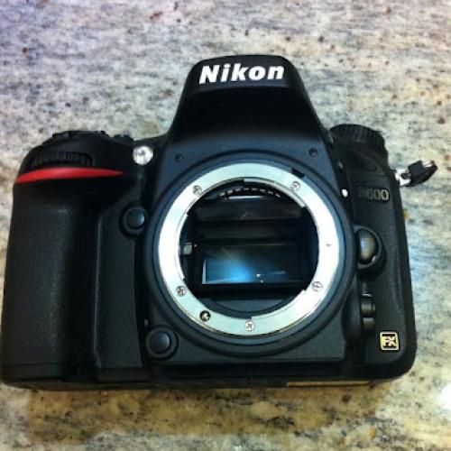 Hola, soy la Nikon D600