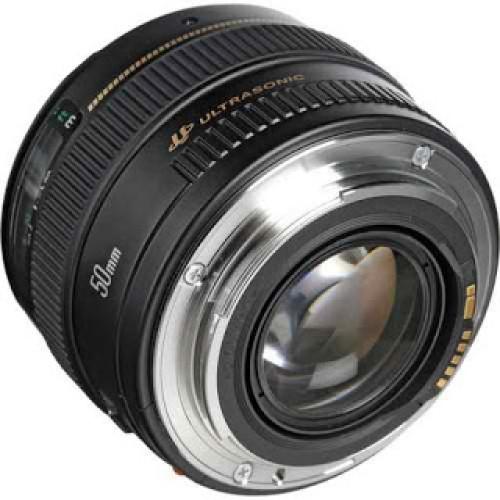 Canon EF 50mm F/1.4 USM II