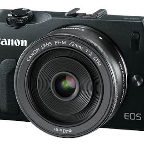 Cámara Canon EOS M