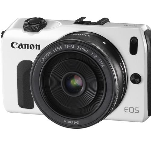 Primeros videos sobre la Canon EOS M