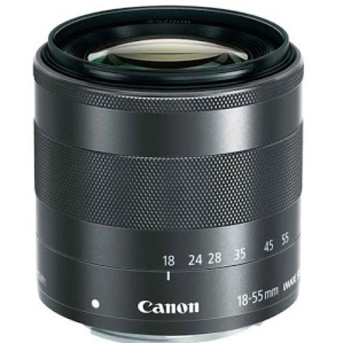 Objetivo Canon EF-M 18-55 IS