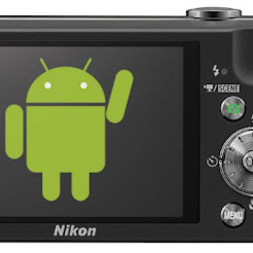 Nikon creará una cámara con Android