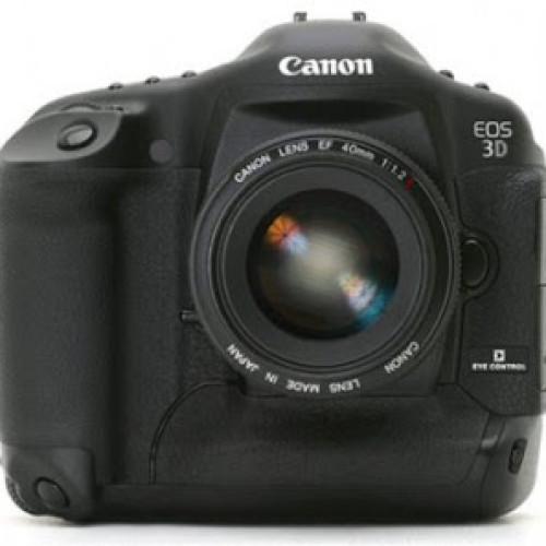 Canon EOS 3D X