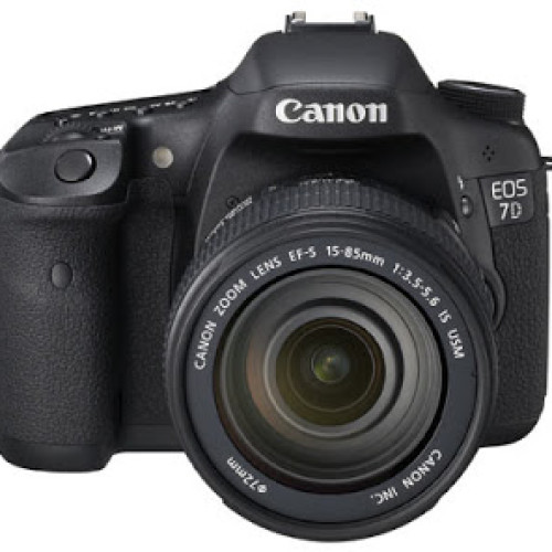 Canon EOS 7D Mark II – Rumor