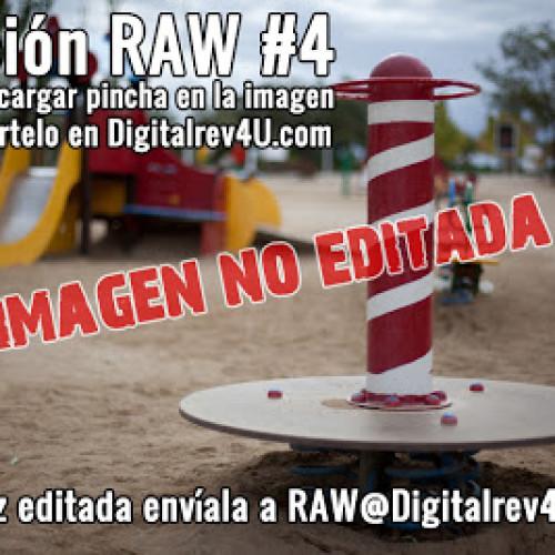 Edición RAW #3