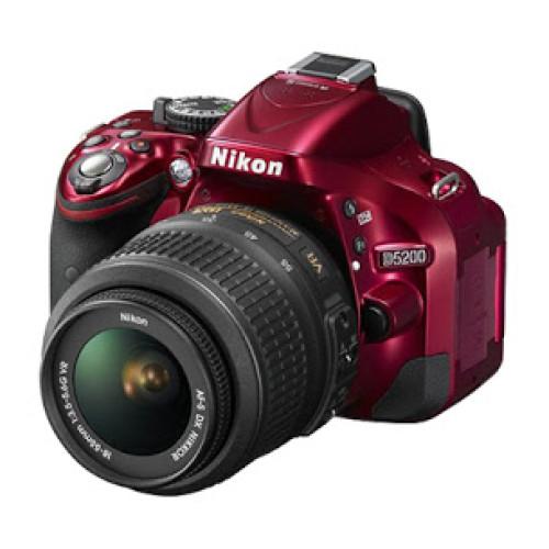 Nikon D5200 Preview