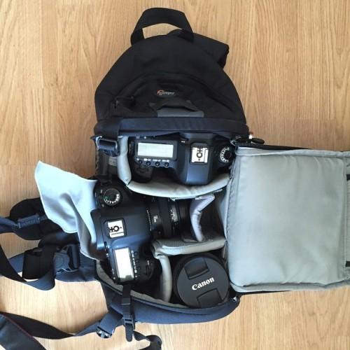 Hoy me niego a llevar el cuerpo lleno de bolsas!…