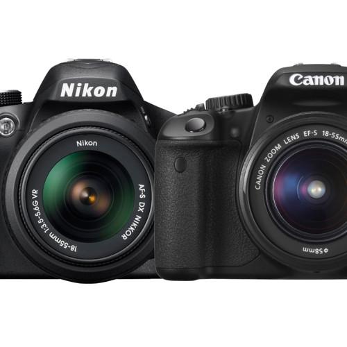 Canon EOS 650D vs. Nikon D3200
