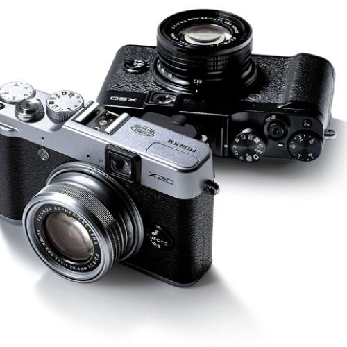 CES 2013 – Fujifilm