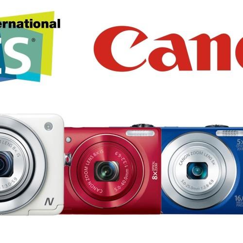 CES 2013 – Análisis Canon