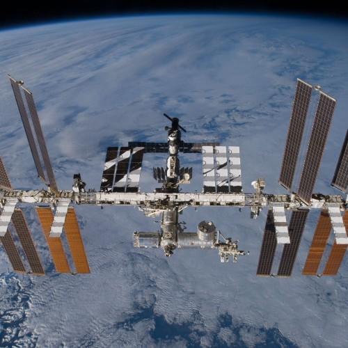 Fotografía desde el espacio