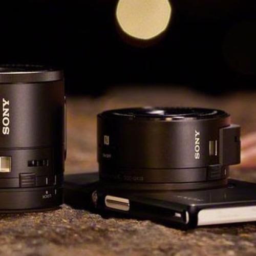 Nuevos objetivos Sony sin cámara