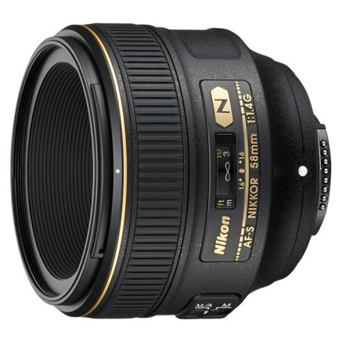 Nikkor AF-S 58mm f/1.4G