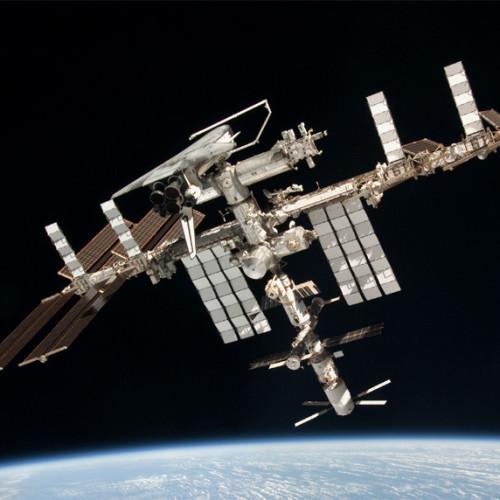 La fotografía en la ISS