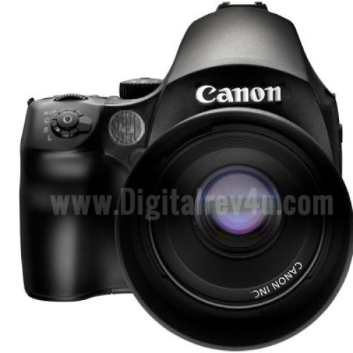 Canon presenta su medio formato