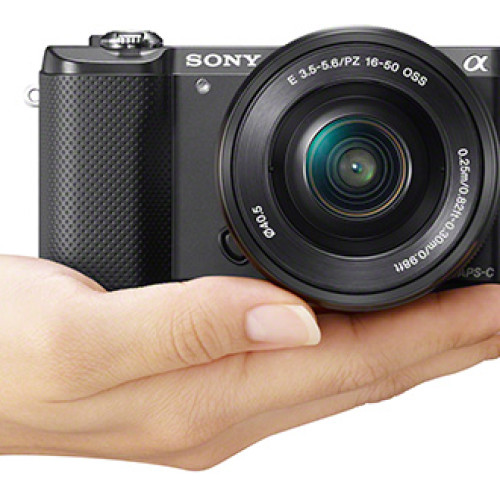 Sony A5000 anunciada