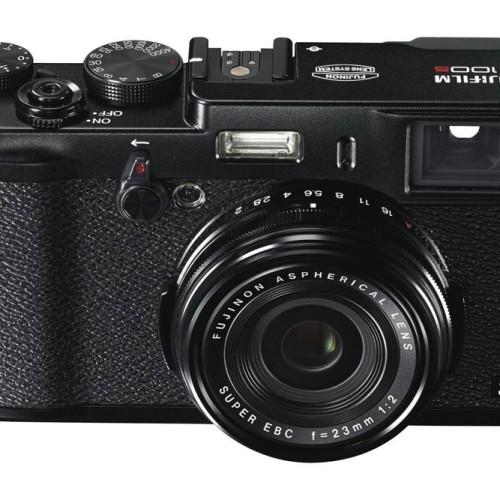Fujifilm X100s y otras cámaras del CES