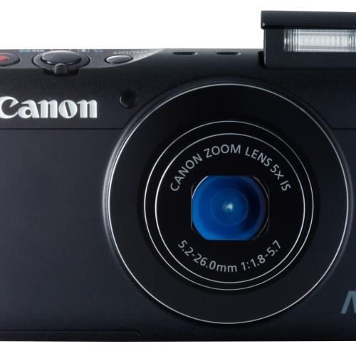 Canon PS N100 y Legria mini x, CES 2014