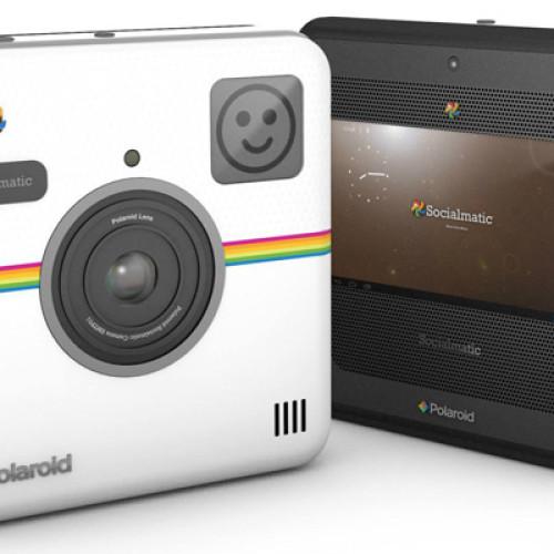 Polaroid Socialmatic CES 2014