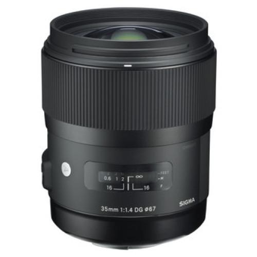 Sigma 35mm F/1,4 DG ART HSM – Unboxing