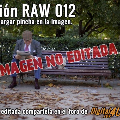 Edición RAW 011