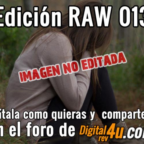 Edición RAW 012