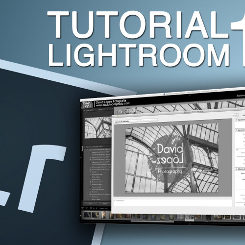 Tutorial de Lightroom Marcas de agua