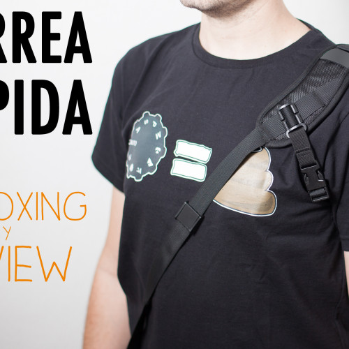 Correa rápida – Unboxing y review